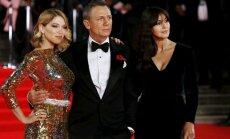 Lea Seydoux, Danielis Craigas, Monica Bellucci