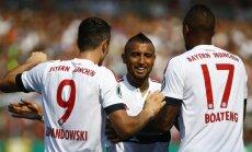 Arturo Vidalis džiaugiasi pirmuoju įvarčiu