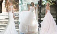 Pasakė, kokios vestuvinės suknelės bus madingos: norėsite žengti prie altoriaus
