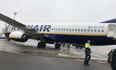 Lėktuvas. Foto / DELFI skaitytojas