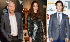 Patrickas Stewartas, Keira Knightley, Benedictas Cumberbatchas