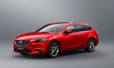 Atnaujinta Mazda6