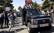 Iranas, protestas