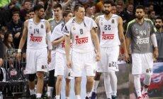 Eurolyga. Top -16. Kauno Žalgiris - Madrido Real