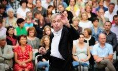 Lietuvos valstybinis simfoninis orkestras kviečia į vasaros festivalį