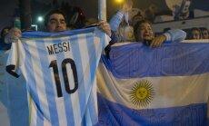 Lionelio Messi gerbėjai prašo futbolininko sugrįžti į rinktinę