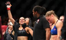 Amanda Nunes ir Ronda Rousey