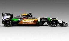 Force India automobilis
