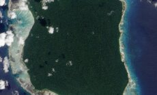 Sentinelų sala (CC-SA/ NASA/ Jesse Allen nuotr.)