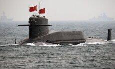 Kinų povandeninis laivas