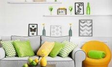 Sustiprinkite namų harmoniją: kaip išsirinkti spalvas savo būstui
