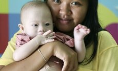Tailandietė surogatinė motina