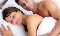Miegok ramiai, gyvenk ilgai: dangiško miego taisyklės