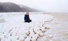 Neįprastas gamtos reiškinys Sibire