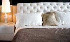 Idėjos, kaip įrengti nedidelius miegamuosius
