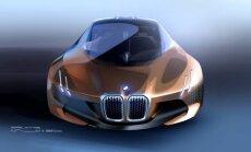 Ateities BMW automobilis