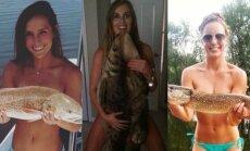 Žuvys vietoj liemenėlių