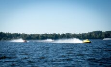 Vandens formulių lenktynės