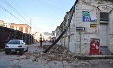 Žemės drebėjimas Meksikoje ir Gvatemaloje