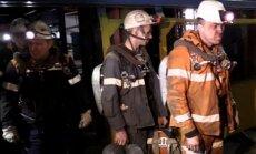 Rusijos anglies kasykloje nugriaudėjo sprogimas