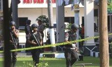 IS mirtininkas susisprogdino Indonezijoje