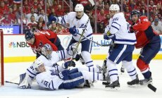 NHL: Capitals - Maple Leafs