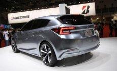 Subaru Impreza prototipas