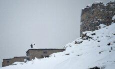 Sniegas Afganistane
