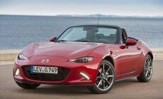 Pernai WCOTY rinkimus laimėjo Mazda MX-5