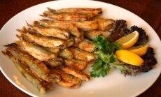 Po mėnesio Palangoje pasklis agurkais kvepiančios žuvies aromatas