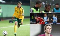 Arvydas Novikovas Lietuvos rinktinėje, Bochum ir Hearts klubuose (DELFI ir Vida Press nuotr.)