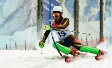Netikėtai atrastas slidinėjimo malonumas gali tapti karjera