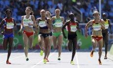 Eglė Balčiūnaitė Rio de Žaneiro olimpinėse žaidynėse
