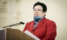 Education Minister Audronė Pitrėnienė