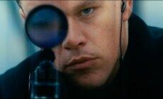 Kadras iš flo apie Jasoną Bourne'ą