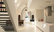 Bažnyčia, kurioje galima gyventi