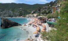 Penkios Italijos pakrantės žemės