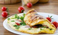 Gardusis Jamie Oliverio omletas