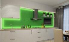 Virtuvės interjero dekoravimo tendencijos 2015 metais