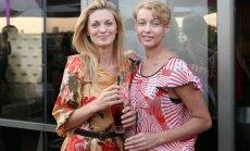 Viktorija Prokofjeva ir Aistė Jasaitytė