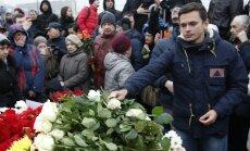 Šeštadienio naktį Maskvos centre nušautas B. Nemcovas
