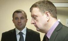 Vytautas Giržadas ir Vitalijus Gailius
