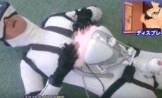 Virtualios realybės sekso kostiumas