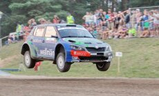 300 Lakes Rally varžybos