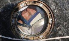 Astronautas, grįžęs į Žemę kapsulėje Soyuz