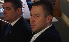 Darius Jasaitis ir Jonas Liorančas.