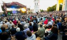 """Dainų šventės atidarymo koncertas """"Dainos namai"""""""