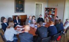 Pasitarimas dėl Zudermano muziejaus likimo