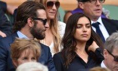 Bradley Cooperis ir Irina Shayk