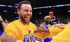 S. Curry tapo rezulatyviausiu rungtynių žaidėju.
